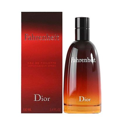 Picture of Dior Fahrenheit Eau De Toilette For Men 100ml