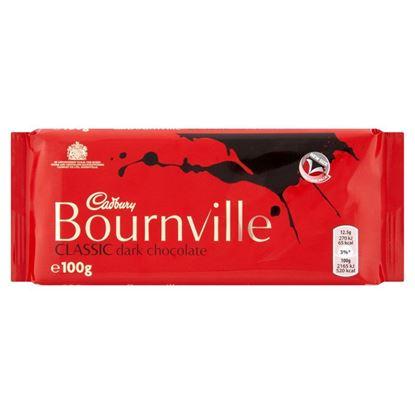 Picture of Cadbury Bournville Classic Dark Chocolate-100gm