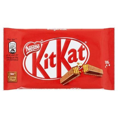 Picture of Nestle KitKat Chocolate 4 Fingers-37.3gm