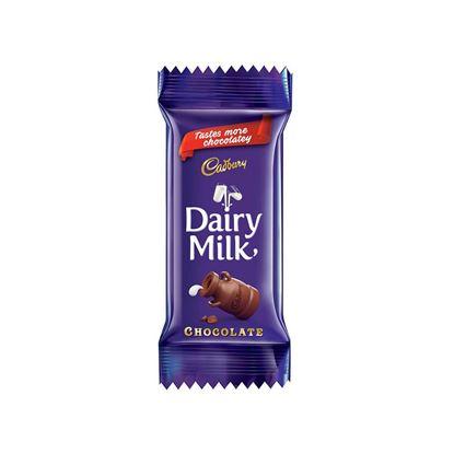 Picture of Cadbury Dairy Milk Chocolate-25gm