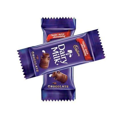 Picture of Cadbury Dairy Milk Chocolate-25gm(2Pcs)