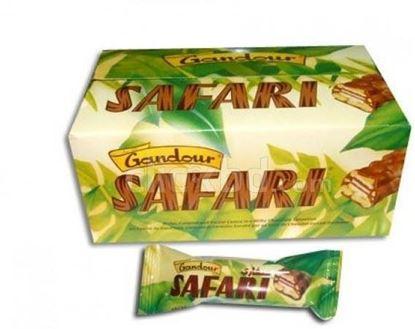Picture of Safari Chocolate – 1 box 24 pcs