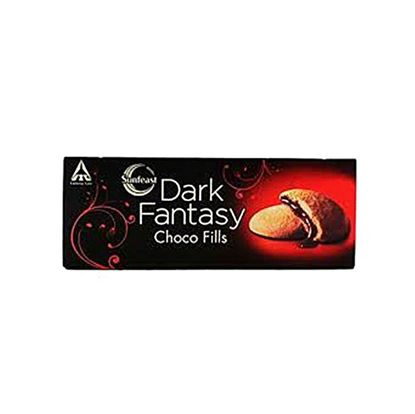 Picture of Sunfeast Dark Fantasy Choco Fills Biscuit  - 75gm