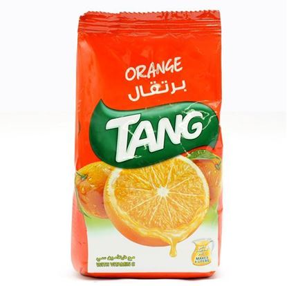 Picture of Tang Instant Drink Refill Pack Orange - 500gm