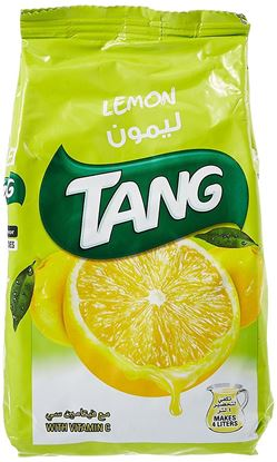 Picture of Tang Instant Drink Refill Pack Lemon - 500gm