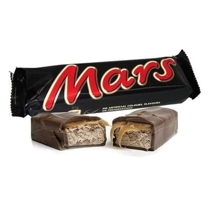 Picture of Mars Chocolate Bars 1-Pcs