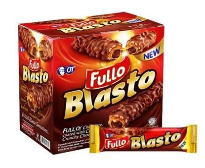 Picture of Fullo Blasto Stick Wafer Chocolate 15Pcs