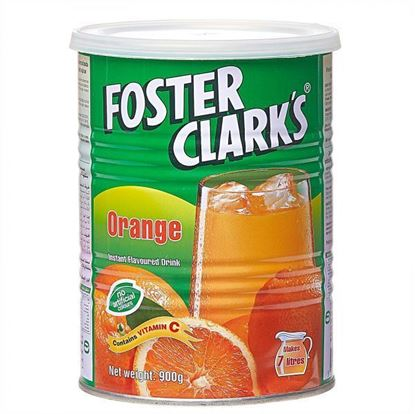 Picture of Foster Clark's Orange Drink 900 gm
