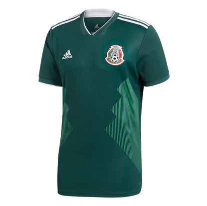 Picture of World Cup 2018 Mexico Home Short Sleeve jersey
