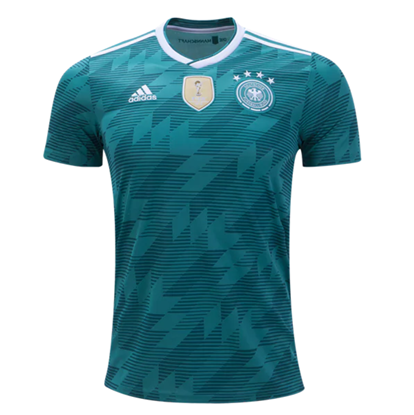 Picture of Germany Away World Cup 2018 Short Sleeve Jersey