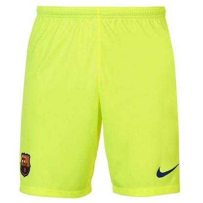 Picture of 2018/19 FC Barcelona Away Shorts - Mesh Cotton