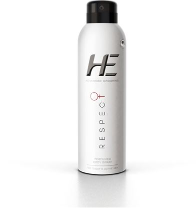 Picture of He Respect Perfumed Body Spray - 100ml