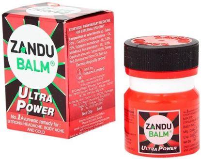 Picture of Zandu Balm Ultra Power - 8gm