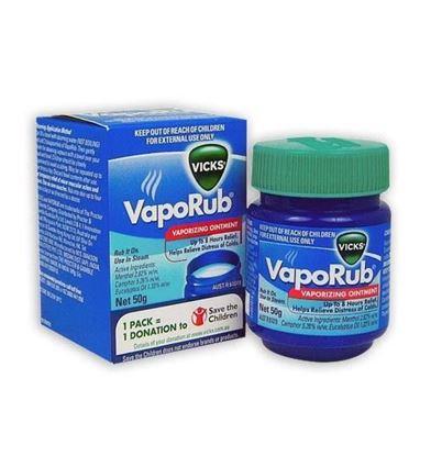 Picture of Vicks Vaporub 50g