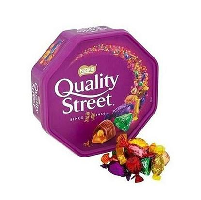 Picture of Nestle Quality Street Chocolate - 12 Pcs