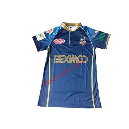 Picture of BPL Dhaka Dynamites Short Sleeve Jersey 2019