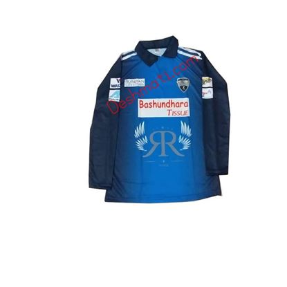 Picture of BPL Rangpur Riders Long Sleeve Jersey 2019