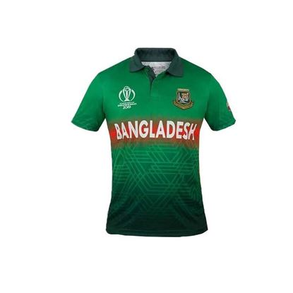 Picture of Bangladesh Home Cricket  Jersey World Cup 2019