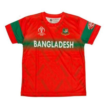 Picture of Bangladesh Away Cricket Jersey For Kids World Cup 2019