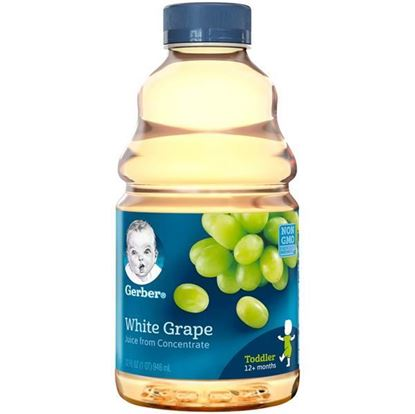 Picture of Gerber White Grape Juice - 946ml