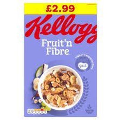 Picture of Kellogg's Fruit'n Fibre - 700gm