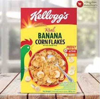 Picture of Kellogg's Banana Corn Flakes - 300gm