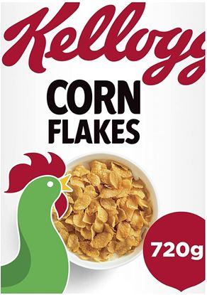Picture of Kellogg's Corn Flakes - 720gm