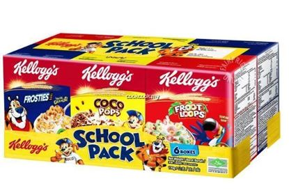 Picture of Kellogg's School Pack 6pcs Pack