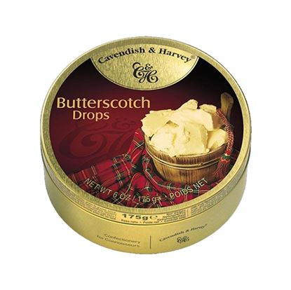 Picture of Cavendish and Harvey Creamy Butterscotch Drops - 175g