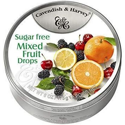 Picture of Cavendish & Harvey Sugar Free Mixed -175gm