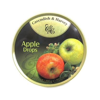 Picture of Cavendish and Harvey Juicy Apple Drops - 200g