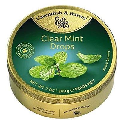Picture of Cavendish & Harvey Clear mints Drops - 200gm