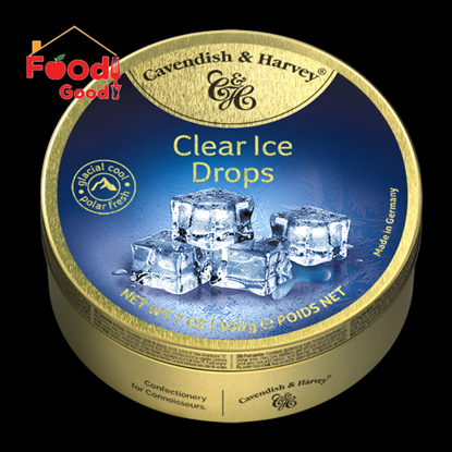 Picture of Cavendish & Harvey Clear Ice Drops - 200g