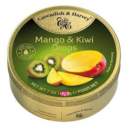 Picture of Cavendish & Harvey Mang kiwi Drops - 175gm