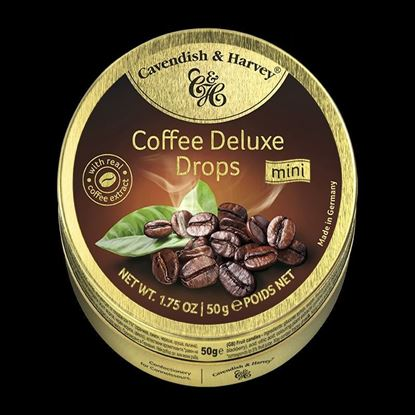 Picture of Cavendish and Harvey Coffee Deluxe Drops 175 gm