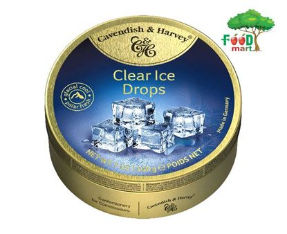 Picture of Cavendish and Harvey Clear Ice Drops 200g (Germany)