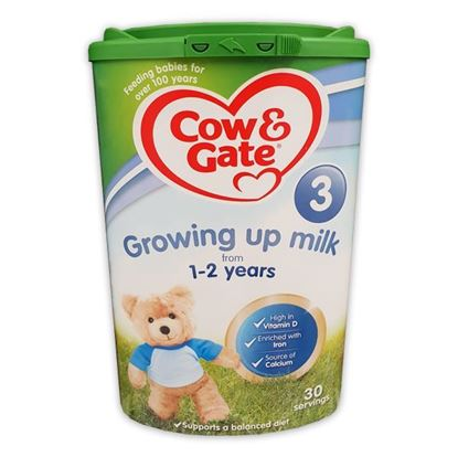 Picture of Cow & Gate 3 Growing Up Milk Powder 1+Yrs – 800g