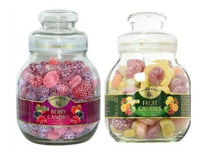 Picture of Cavendish & Harvey Berry & Fruit Candies Drops - 966g each