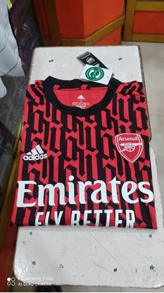 Picture of 2021/22 Arsenal Home Thai Jersey