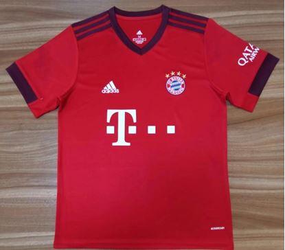 Picture of 2021/22 Bayern Munich Home Thai Jersey