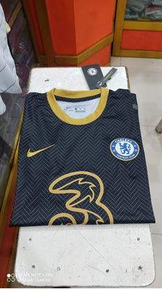 Picture of 2021/22 Chelsea Third Jersey
