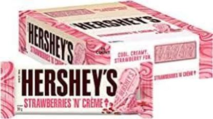 Picture of Hershey's Strawberries N Creme 24pcs Box 936gm