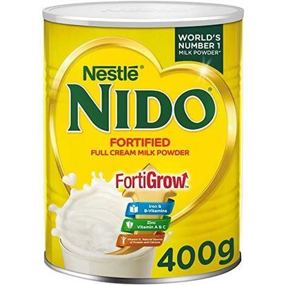 Picture of NestleNido Fortified Full Cream Milk Powder 400g