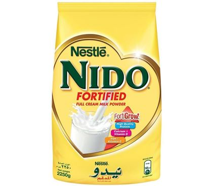 Picture of Nido Fortified Full Cream Milk Powder - 2250 gm