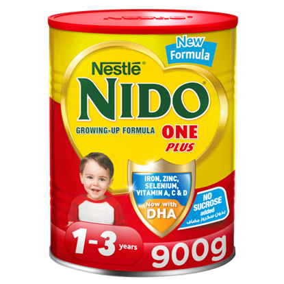 Picture of Nido One Plus From 1 to 3 years - 900 gm
