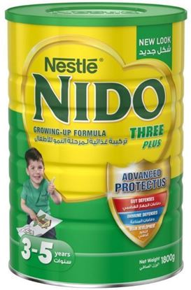 Picture of Nido Three Plus From 3-5 years - 1800gm.