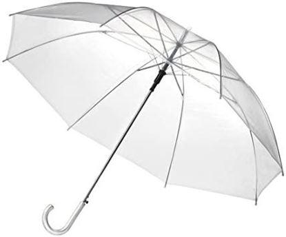 Picture of Transparent Umbrella White