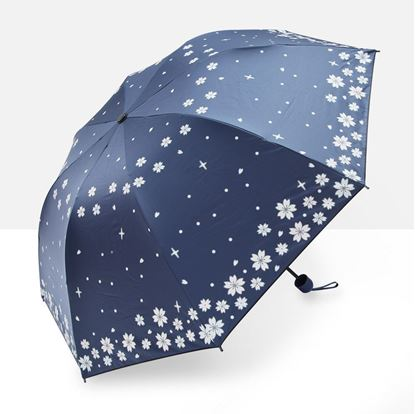 Picture of Minigood Water- Color Changing Cherry Blossom Umbrella