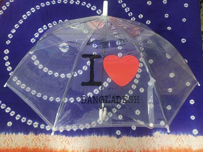 Picture of Gk401 Transparent umbrella