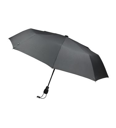 Picture of Fashionable Black Umbrella For men and women
